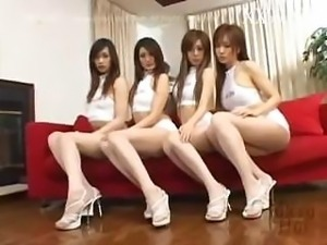 Beauty Show Girl Orgy 1