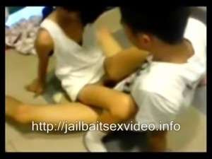 Chinese-Teen-Sex in Bathroom free