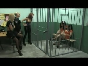 Sissies in prison