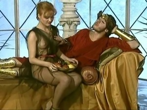 Ancient Roman Orgy