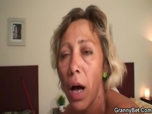 Cleaning lady fucked by young hunk free