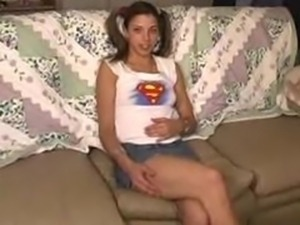 Lick my asshole while I cum, Supergirl