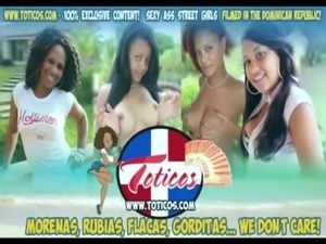 Dominican lips blowjob Sosua veteran whore Marlen - Toticos.com dominican...