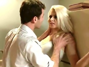 When James Deen and Anikka Albrite are having scandal, it always ends up in...