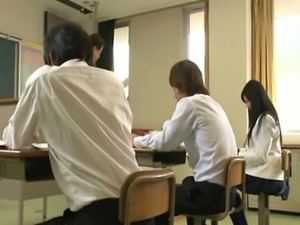 Real Celebrity Saori Hara Schoolgirl Will Help You Masturbate Using Her Soft...