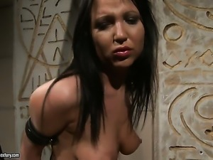 Mature with gigantic melons cant resist Katy Parkers attraction and gives her...