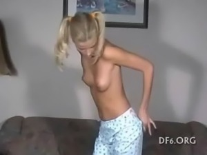 Virgin girl sucks a cock free
