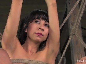 vivi marie tied hard and tortured
