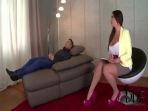 Hardcore Busty Babes Ta-Ta Therapy free