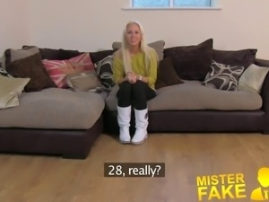 MisterFake Quick cash needed for Czech girl with an amazing
