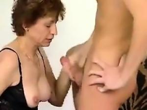 Dirty Grandma Getting Fucked Classic