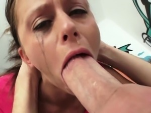 Throat Training Compilation Whitney Westgate, Teanna Trump