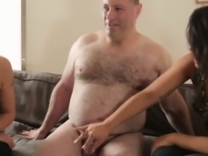 SPH for a fat guy with no knob