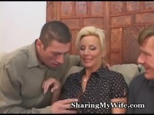 Hot Mature Bangs New Cock free