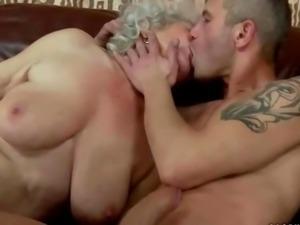 Chubby Grandmas Hard Fuck Compilation