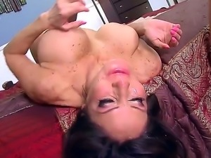 Tara Holiday is a big titted ho step-mom on fire. Passionate big titted woman...