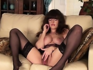 Glamour girl anal destruction