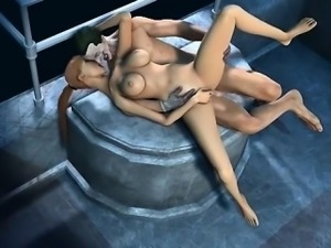 Jokers Forbidden Fruit - Hottest 3D anime sex videos