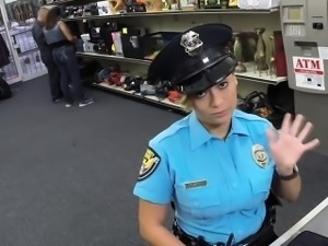 Hot Ms Police Officer And Her Gun