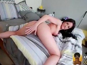 MonsterCock Fucks Her Ass Up