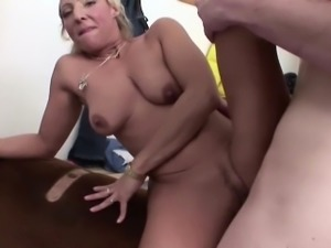 Milf Seduce Young Boy to Fuck after Sport Lesson