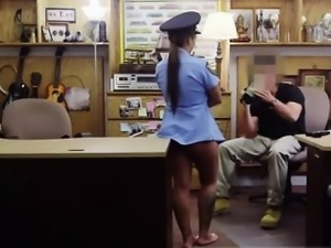 Big dicks girl pawn Fucking Ms Police Officer