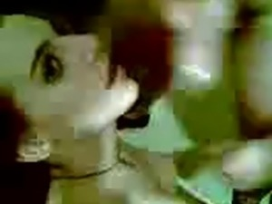 Slut Greek Barwoman Girl Gangbang