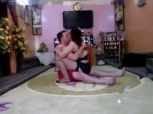 Iraqi couple homemade sex