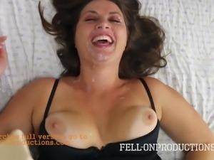 Give Mom a Pornstar Facial
