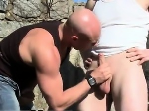 Young men having passionate gay sex Men At Anal Work!