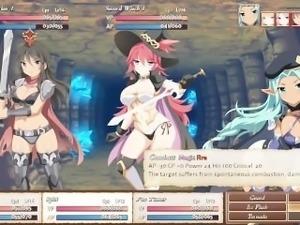 CAPTURE SEXY LADIES! Game Review - Sakura Dungeon