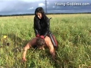 Mistress alesya boot worship