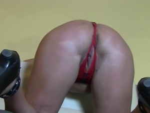 ass spanking and caning