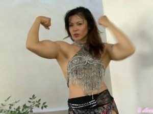 Asian Muscle Tomoko K. 15