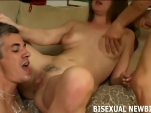 You need a big fat cock in your tight bisexual ass