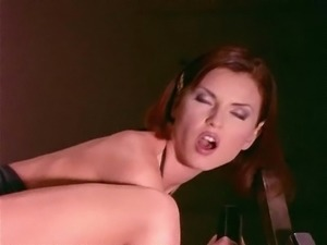 FUCKED MY WAY TO THE TOP - porn music video glamour