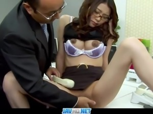 Subtitles - Boss fucked her japanese secretary Ibuki