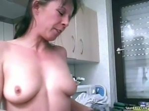 Sexy mature picked up