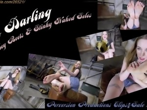 Foot Smelling at Clips4sale.com