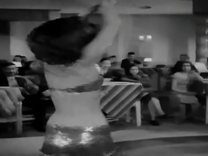 Nadia Jamal - belly dance