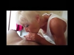 my sexy mature granny gina gives great blowjobs