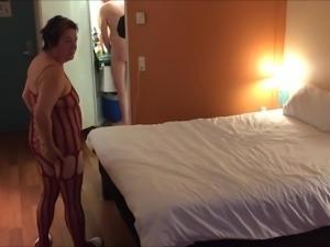 Sex im Hotel  mit Orgasmus