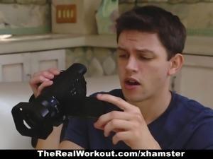 TeamSkeet - Hot Yoga Instructor Seduces Video Nerd