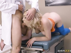 Blonde knows no limits when it comes to