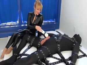 What is the name of Cute Blonde Mistress Dominatrix?