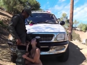 Police officer fucks girl and boob police hentai Latina Babe