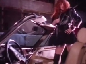 POISON - vintage 80's big boobs tease music video
