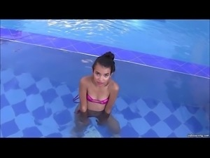 Sofia Sweety 25 - In the Pool