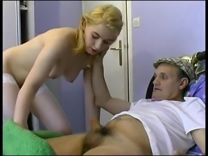 STP4 Adulteress Nurse Fucks To Keep Things Quiet !