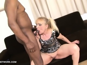 Granny Anal Fuck Wants Black Cock In Ass Interracial